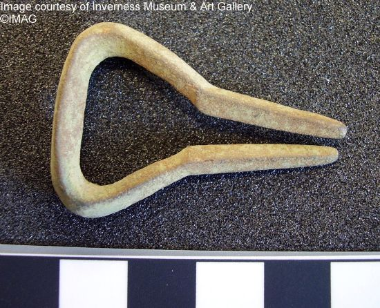 Jew Detector: 17th Century Jaw Harp From Dingwall