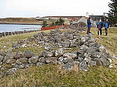 Gairloch Archaeology Trust training